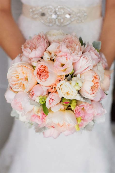 coral colored wedding centerpieces peony wedding bouquets centerpieces mywedding