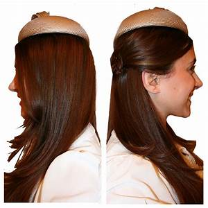 How To Wear Fascinators With Hair Down Find your Perfect Hair Style