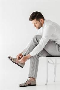 How To Wear Men U2019s Sandals