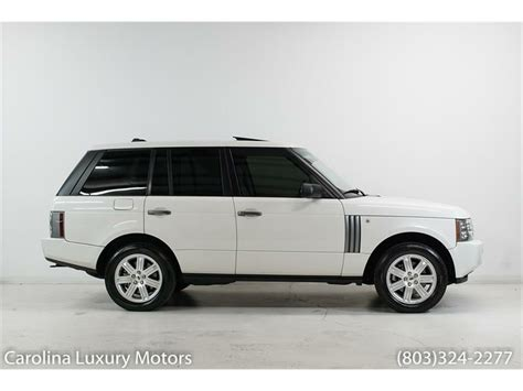 land rover range rover hse  sale  rock hill