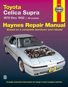 Toyota Celica Supra  79