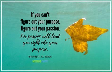 todays quote purpose  passion nursebuff