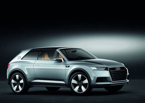 Audi 2015 Q2  Paris Show Audi Concept Previews 'q2' Suv