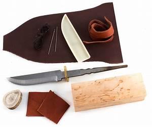 Magnetbrett Für Messer : bausatz f r rostfreies nordisches messer und lederscheide nordisches handwerk onlineshop ~ Markanthonyermac.com Haus und Dekorationen