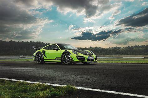 Techart Gtstreet R En Attendant La Porsche 911 Gt2 Rs