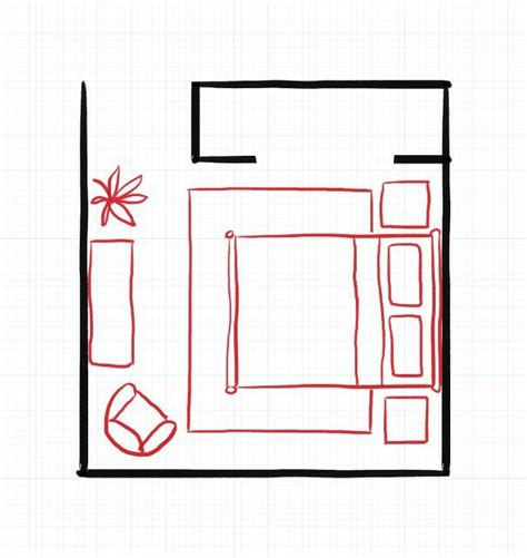 Small Bedroom Layout by Best 25 Small Bedroom Layouts Ideas On