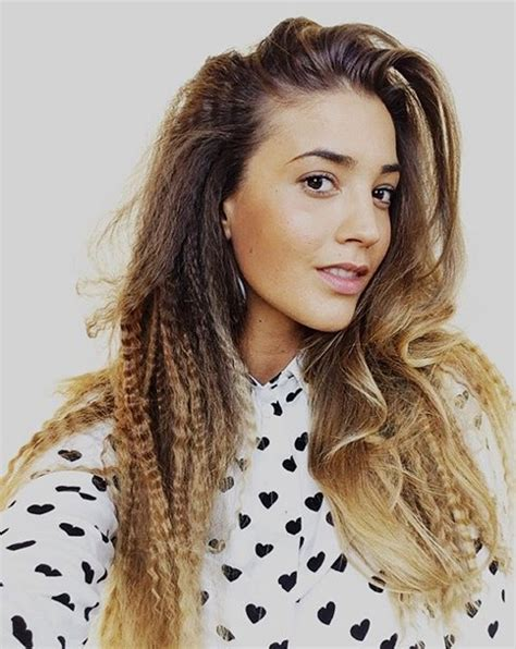 hair crimping styles 20 and comfy taming the frizz hairstyles 2363