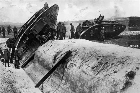 World War One Firsts Inventions That Changed The Course