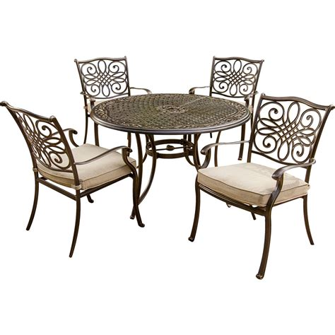 hanover traditions5pc traditions series 5 patio