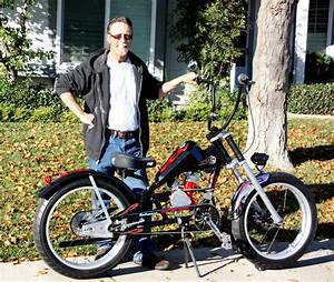 Motorized Bicycles 4 Sale
