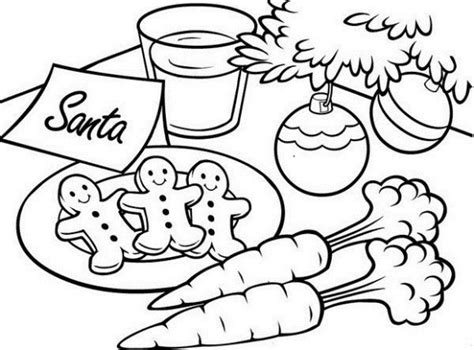 Click The Plain Gingerbread Man Coloring Pages Free