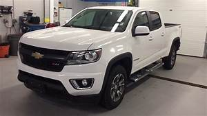 2017 Chevrolet Colorado 4WD Crew Cab Z71 Summit White Roy ...