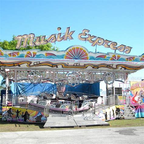 Clay County Fair Rides