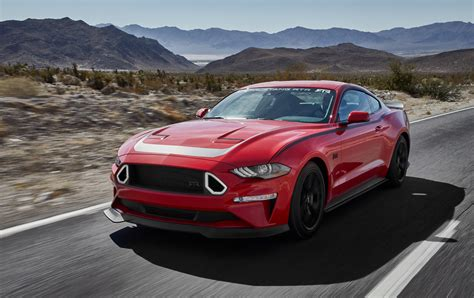 ford  rtr vehicles collaborate  series  mustang