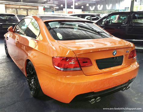 Bmw Application by Ars Bodykit Bmw E92 E93 M3 And E46ci Applications