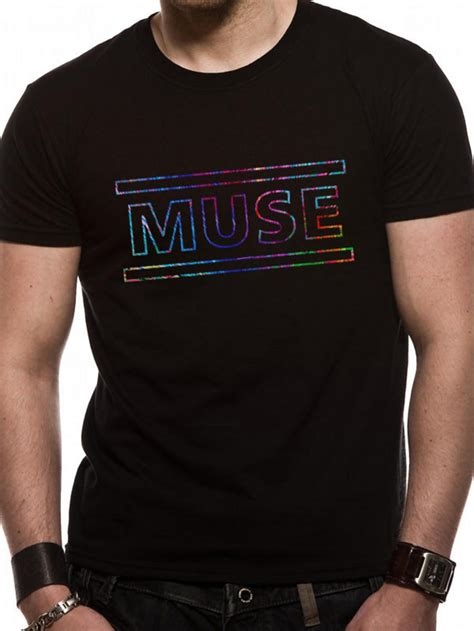 muse the 2nd logo t shirt tm shop