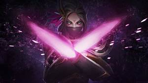 Templar Assassin Wallpapers Dota 2 Private Collection