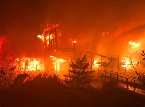 Massive Fire Destroys Home In Gloucester Video