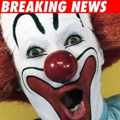 send   clowns bozo  dead