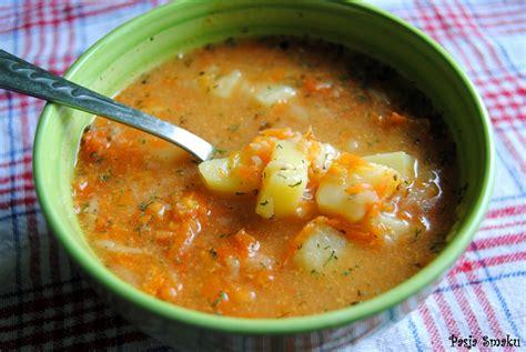 Zupa marchewkowa - Pasja Smaku