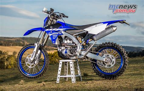 Modification Yamaha Wr250 R by 2018 Yamaha Wr250f Review Motorcycle Test Mcnews Au