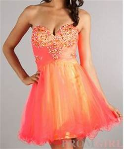 1000 images about Neon prom dresses on Pinterest