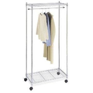 buy a free standing wardrobe closet for use in the home