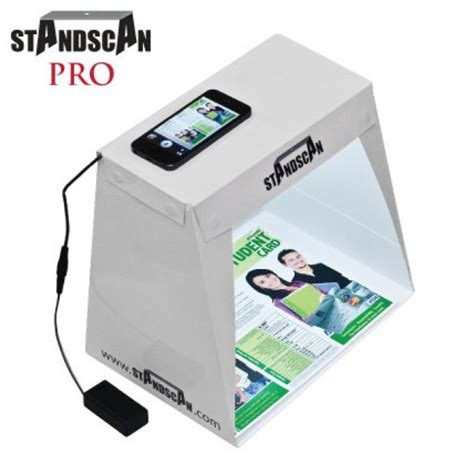 standscan turns  iphone   powerful scanner cult