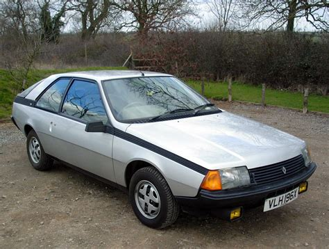 Renault Fuego Turbo For Sale by Sold Renault Fuego Turbo Project For Sale Autoshite