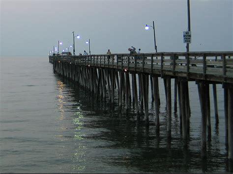 lynnhaven fishing pier  photo  virginia south