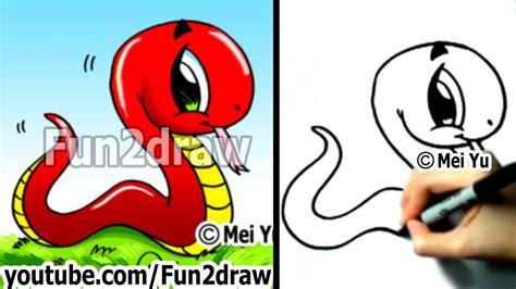 182+ Kawaii Cute Reptile Drawings