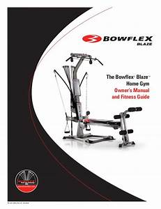 Bowflex Blaze Workouts And Manual