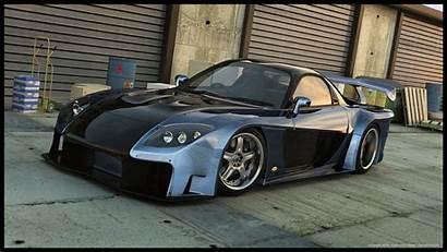 Rx Veilside Deviantart Rx7 Dangeruss Mazda Wallpapers