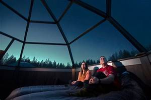 Ice Hotels, Glass Igloos and the spectacular Northern ...