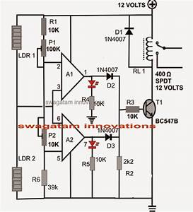 Make This Simple Motion Detector  Sensor Alarm Circuit