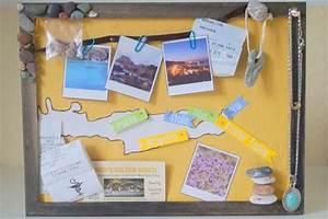 Pinnwand Selbst Gestalten : pinnwand gestaltung diy 1 von 2 ~ Lizthompson.info Haus und Dekorationen