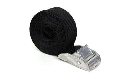 spanngurte mit klemmschloss spanngurt 2 0 m farbe schwarz mit klemmschloss pes