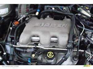 2000 Chevrolet Malibu Ls Sedan 3 1 Liter Ohv 12
