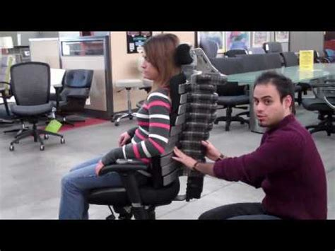 ergonomic chairs for relief for severe back