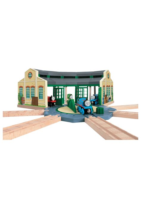 the tidmouth sheds playset and friends tidmouth sheds play set
