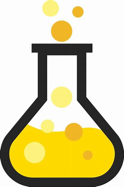 Clipart Flask Chemistry Clip Chemical Science Laboratory