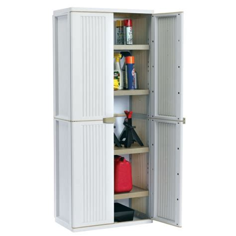 Rubbermaid Cupboard by Rubbermaid Plastic Storage Cabinet Review Of 10 Ideas In