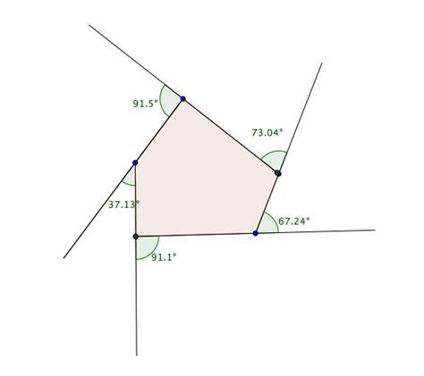 exterior angles   concave polygon tutorial sophia