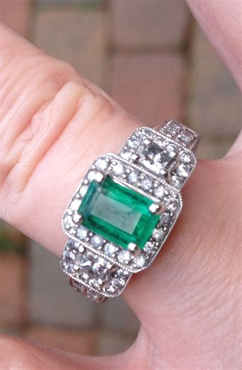 Emerald Or Green Stone Engagement Rings…please Share Yours. Digital Sports Watches. Rubber Rings. Enhancer Pendant. Tiffany Style Pendant