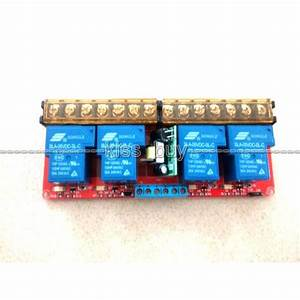 250v 30a 4 Channel Relay High Low Trigger Switch 5v Dc