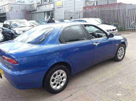 Alfa Romeo 2003 156 T Spark Turismo Blue. Car For Sale