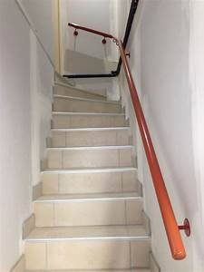 Pose Carrelage Sur Carrelage : pose carrelage sur escalier brut b ton troyes aube ~ Dailycaller-alerts.com Idées de Décoration