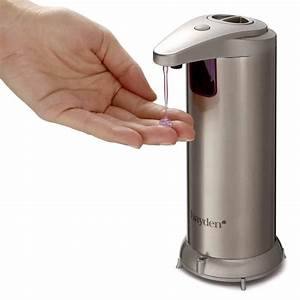 Automatic Soap Dispensers That Will Make Your Bathroom
