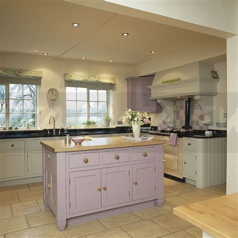 country kitchen ls image lilac island unit in country kitchen ewa 2828
