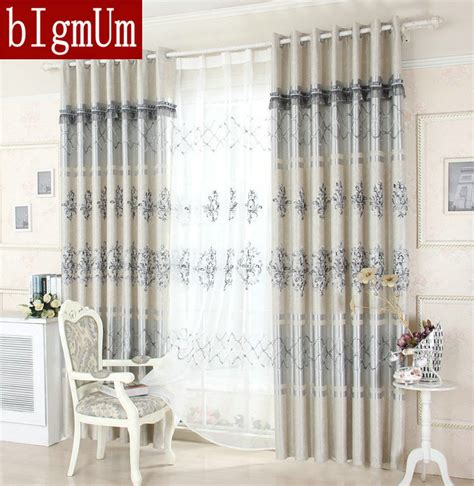 aliexpress buy on sale european curtains for living